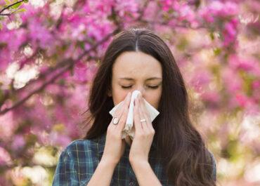 Consejos para la alergia primaveral