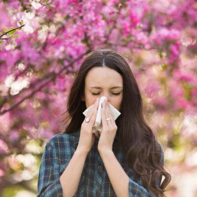 Consells per a l'astènia primaveral